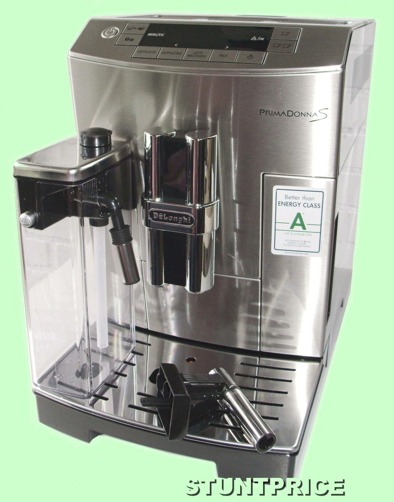 delonghi primadonna s kaffeevollautomat ecam 939 bez ge 8004399325692 ebay. Black Bedroom Furniture Sets. Home Design Ideas