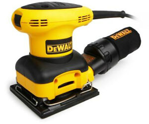 DeWALT D26441K 1/4 Sheet Palm Grip sande...