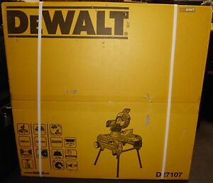 dewalt d27107xps 305 mm tisch kapp und gehrungss ge d 27107 xps ebay. Black Bedroom Furniture Sets. Home Design Ideas