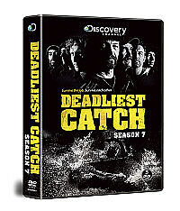 Deadliest Catch - Series 7 (DVD, 2011, 5...