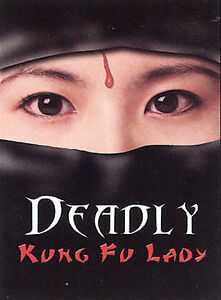 Deadly Kung Fu Lady (DVD, 2004)