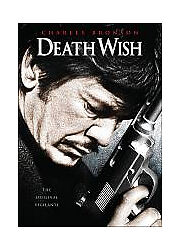 Death Wish (DVD, 2001)