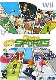 Deca Sports  (Nintendo Wii, 2008)