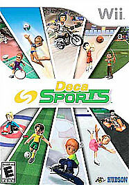 Deca Sports  (Wii, 2008)