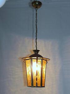 Deckenlampe laterne flurlampe deckenleuchte lampe leuchte for Flurlampe deckenlampe