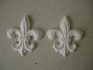 Decorative-mouldings-Fleur-De-Lys-x2