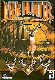 Deer Hunter 2003 Legendary Hunting PC 2002 2002