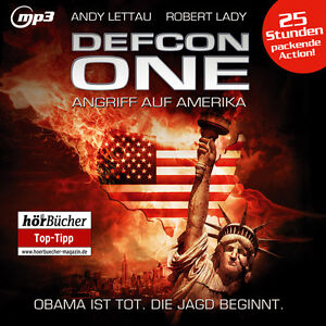 Defcon-One-Angriff-auf-Amerika-Andy-Lettau-Robert-Lady-6CDs-mp3-25-Stunden