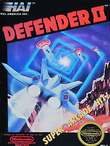 Defender II (Nintendo Entertainment Syst...