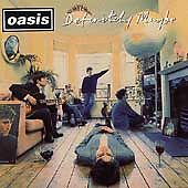 Definitely Maybe by Oasis (CD, Aug-1994,...