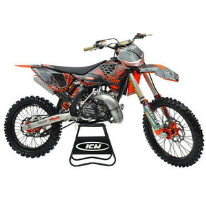 dekor j germeister ktm 450exc six days 2013 2015 ebay. Black Bedroom Furniture Sets. Home Design Ideas