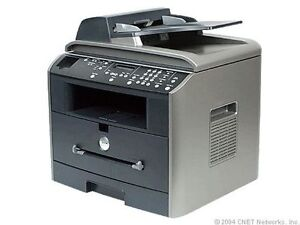 Dell 1600n All-in-One Laser Printer