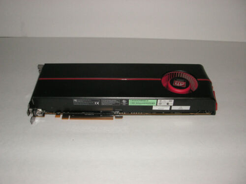 Dell ATI HD5970 2 gig in Computers/Tablets & Networking, Computer Components & Parts, Graphics, Video Cards | eBay