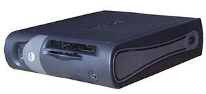 Dell-Optiplex-GX280-SFF-Gehaeuse-Farbe-schwarz-grau