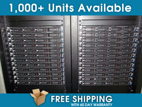 Dell Poweredge C1100 1U 2X XEON QC L5520 2.26GHZ 250GB 72GB DDR3 Tested Warranty in Computers/Tablets & Networking, Enterprise Networking, Servers, Servers, Clients & Terminals | eBay