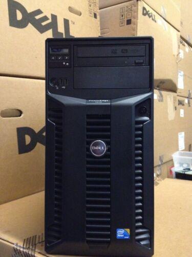 Dell T310 Tower Server, 1x 2.4GHz QC, 8GB, 2x 1TB 7.2k SATA, PercS300, DVD+RW in Computers/Tablets & Networking, Enterprise Networking, Servers, Servers, Clients & Terminals | eBay