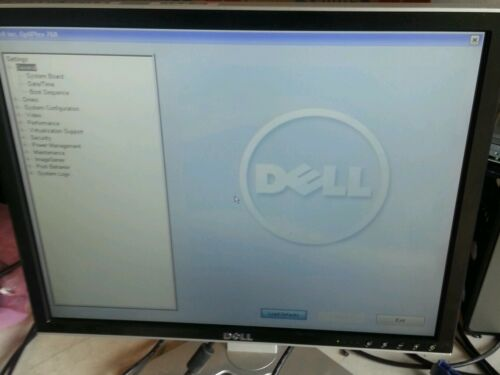 Dell UltraSharp 2007FP 20-inch Flat Panel Monitor in Computers/Tablets & Networking, Monitors, Projectors & Accs, Monitors | eBay