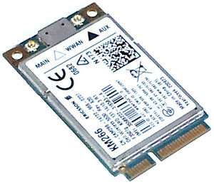 Dell-Wireless-5530-HSDPA-3G-WWAN-KM266-Ericsson-F3507g-HSUPA