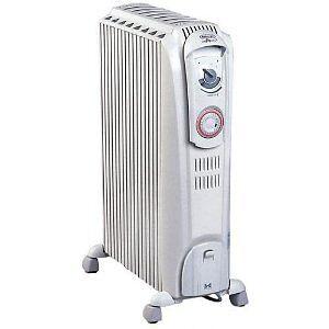 costco delonghi vento oil filled electric radiator heater. Black Bedroom Furniture Sets. Home Design Ideas