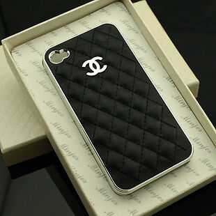 Deluxe Lucky Leather black Case Battery Back Cover For Iphone 4&4S 8COLOUR in Cell Phones & Accessories, Cell Phone Accessories, Cases, Covers & Skins | eBay