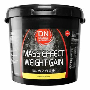 Casein weight gainer