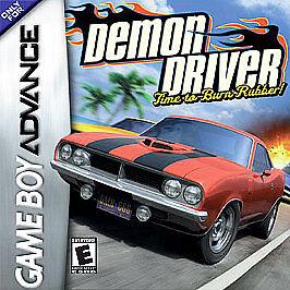 Demon Driver (Nintendo Game Boy Advance