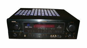 Denon AVR-1906 7.1 Channel 110 Watt Rece...