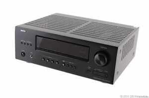 Denon AVR 1912 7.1 Channel 125 Watt Rece...