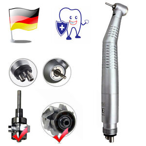 Dental Handstück High Speed LED Fiber Optic KAVO Style Handpiece Turbine 4-Hole