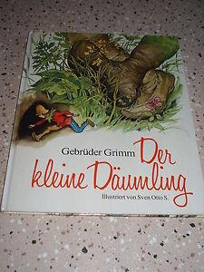 Der kleine Däumling Kinderbuch - Deutschland - Der kleine Däumling Kinderbuch - Deutschland