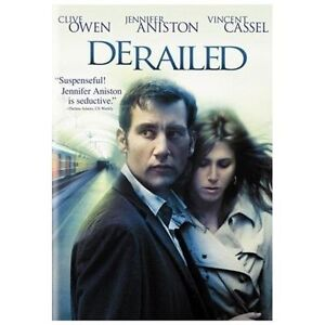 Derailed (DVD, 2006, R-rated version; Fu...