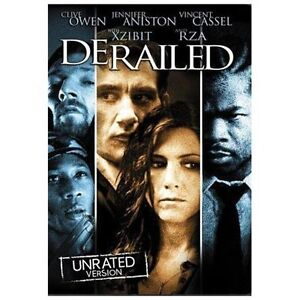 Derailed (DVD, 2006, Unrated Version: Wi...