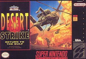 Desert Strike: Return to the Gulf  (Supe...