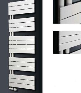 design bad handtuchheizk rper panio up 172 x 60cm wei incl ventil anschlussgarn ebay. Black Bedroom Furniture Sets. Home Design Ideas