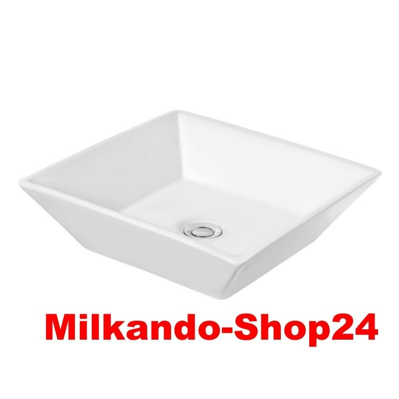 design keramik aufsatzwaschbecken waschbecken waschtisch waschschale bad kr 154 ebay. Black Bedroom Furniture Sets. Home Design Ideas