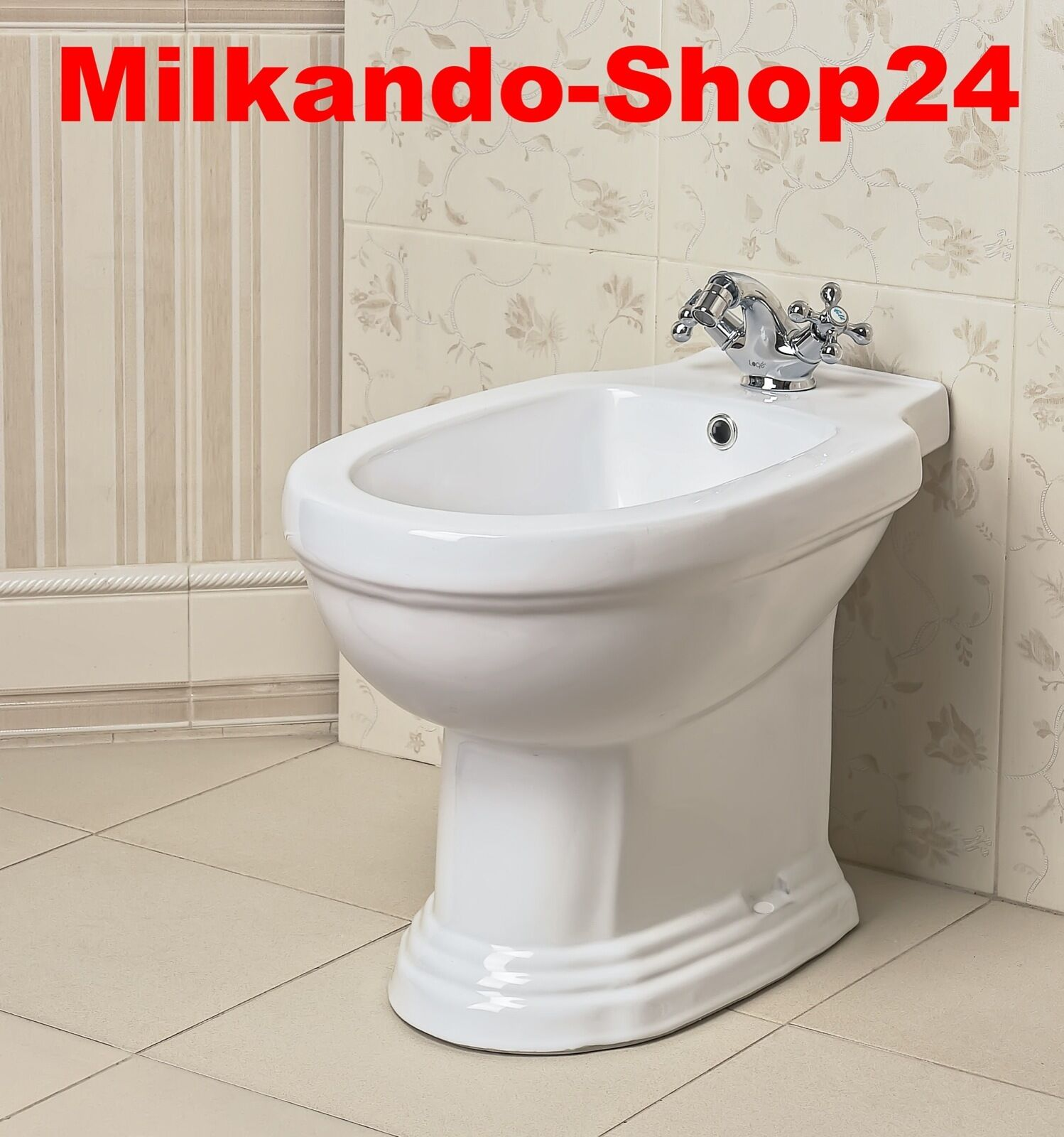 design luxus stand bidet keramik standbidet bidet wc retro classic kr13 kr11 ebay. Black Bedroom Furniture Sets. Home Design Ideas