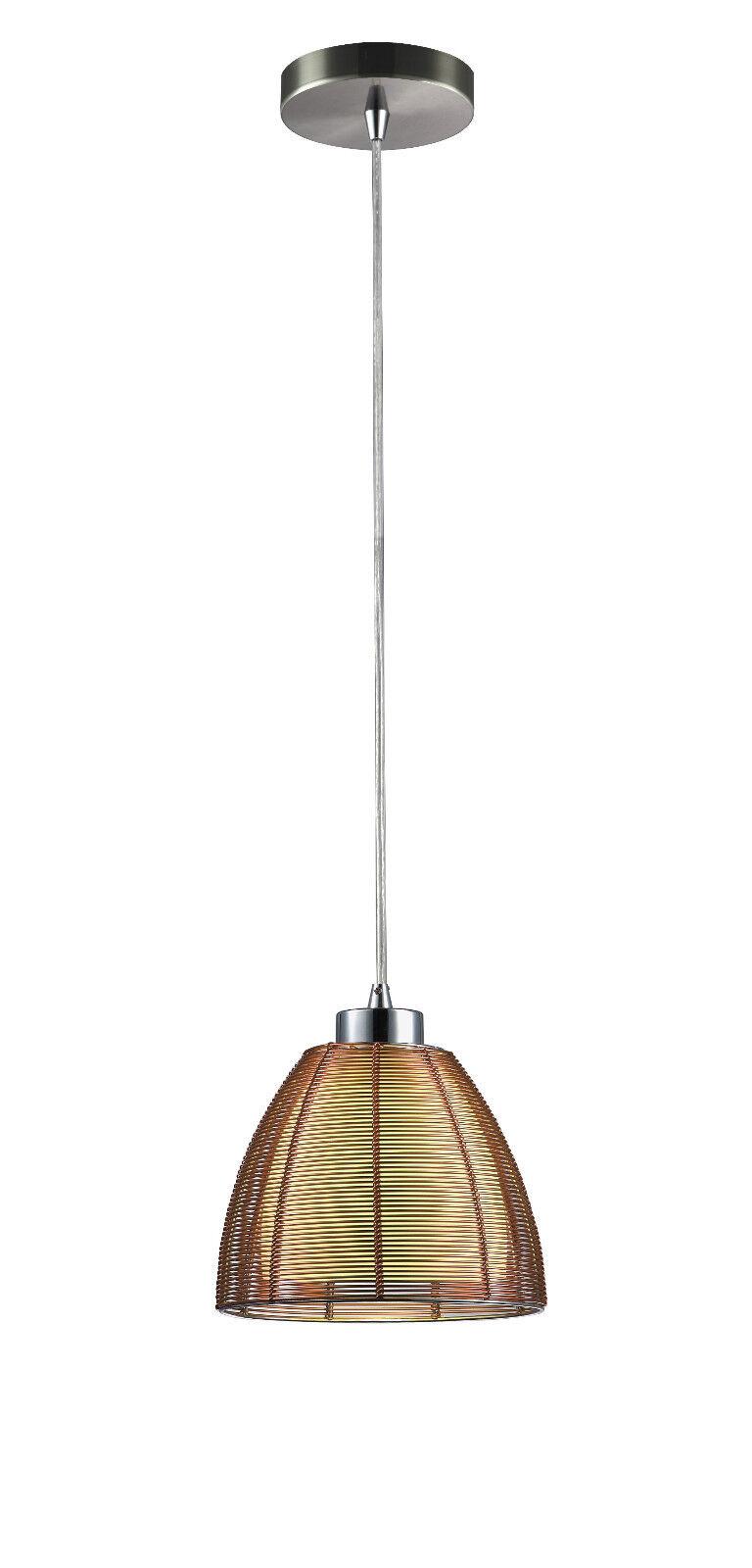 design pendelleuchte opalglas silber schwarz braun pendellampe h ngelampe lampe ebay. Black Bedroom Furniture Sets. Home Design Ideas