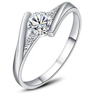 Design-Ring-925-Silber-Damen-Ringe-Ring-Verlobungsring-Ehering-Gr-18 ...
