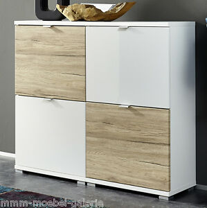 design schuhschrank frei gestaltbar schuhkommode schuhkipper wei gr n rot usw ebay. Black Bedroom Furniture Sets. Home Design Ideas