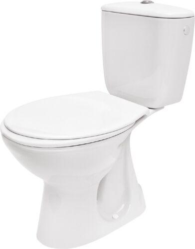design wc toilette stand komplett set sp lkasten aus keramik mit sitz senkrecht ebay. Black Bedroom Furniture Sets. Home Design Ideas