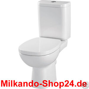 design wc toilette stand komplett set sp lkasten keramik inkl wc sitz ebay. Black Bedroom Furniture Sets. Home Design Ideas