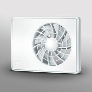Designer Bathroom Wetroom Kitchen Silent Quiet Extractor Fan Timer Humidity Ebay: most powerful bathroom extractor fan