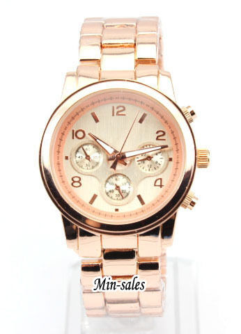 Michael Kors Rose Gold Watch Dupe