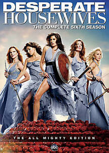 Desperate Housewives: Season 6 (DVD, 2010, 5-Disc Set, WS) SIXTH SEASON NEW ! in DVDs & Movies, DVDs & Blu-ray Discs | eBay