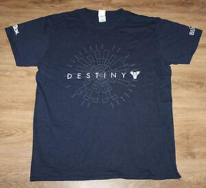 Destiny rare promo T-Shirt Size L from Gamescom 2014 - Deutschland - Destiny rare promo T-Shirt Size L from Gamescom 2014 - Deutschland