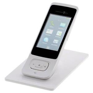 deutsche telekom speedphone 700 schnurloses telefon weiss. Black Bedroom Furniture Sets. Home Design Ideas