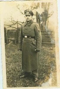Deutsches-Reich-2-Weltkrieg-Portrait-Foto-Soldat-Oberschuetze-Heer