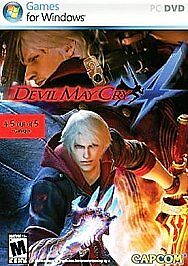 Devil May Cry 4  (PC, 2008)