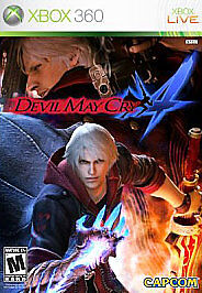 Devil May Cry 4  (Xbox 360, 2008)