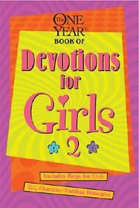 Devotions for Girls Vol. 2 (2002, Paperb...
